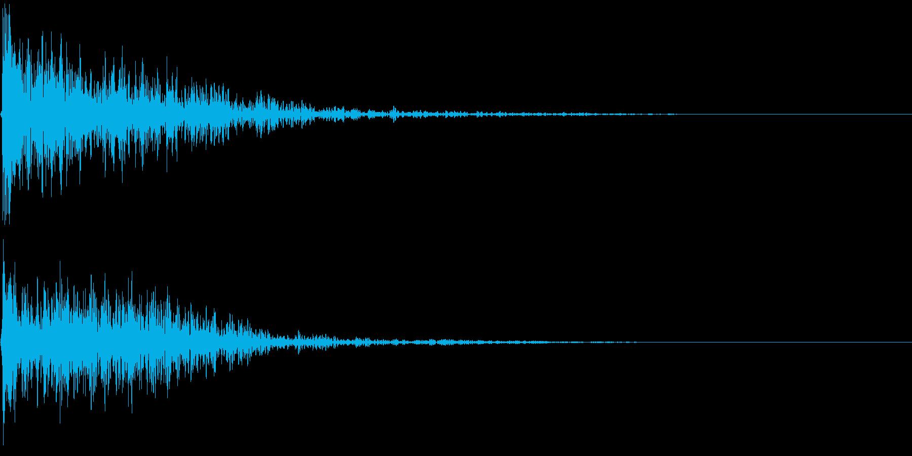 【トレーラー】ダーンッッッ!!の再生済みの波形