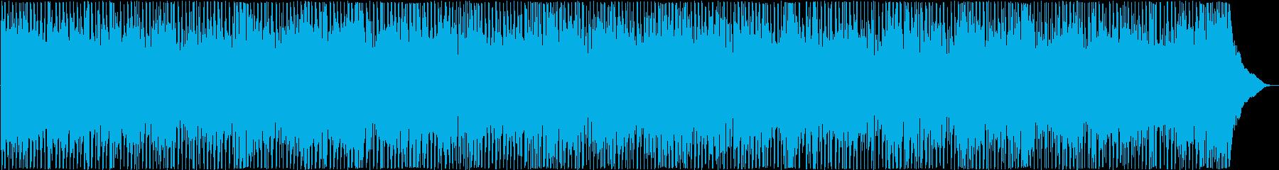 かっこいい疾走感カントリーロック 激しいの再生済みの波形