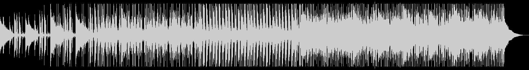 爽やかなカフェBGM_No686_3の未再生の波形