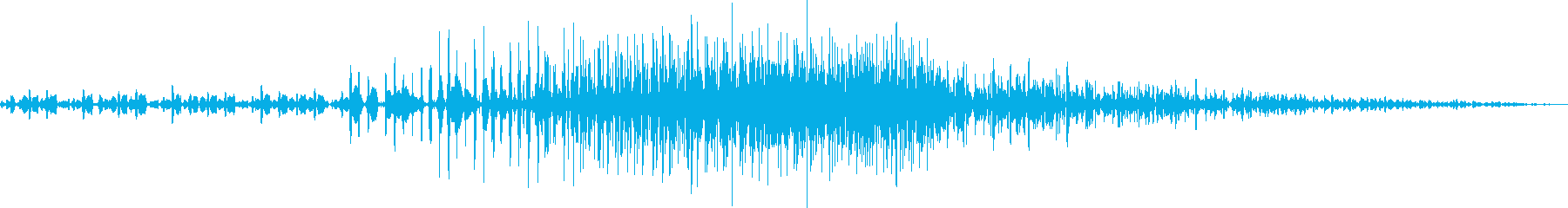 AMGアナログFX 15の再生済みの波形