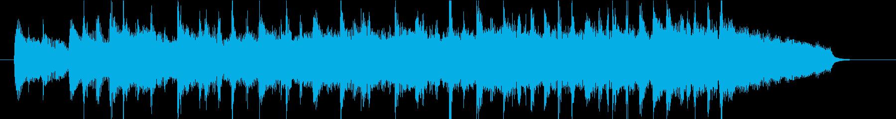 ワールド 民族 ブルース カントリ...の再生済みの波形