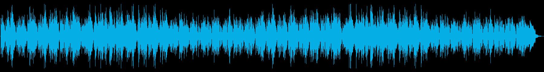 優雅なひととき_リミックスの再生済みの波形