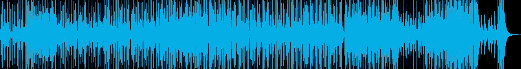 洒落っ気のあるアダルティなR&Bの再生済みの波形