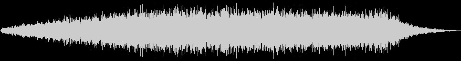 ドローン ダークパッション01の未再生の波形