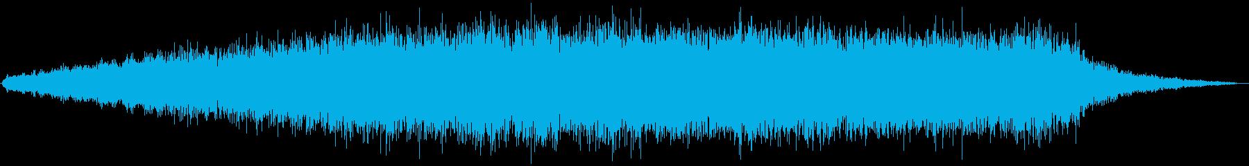 ドローン ダークパッション01の再生済みの波形