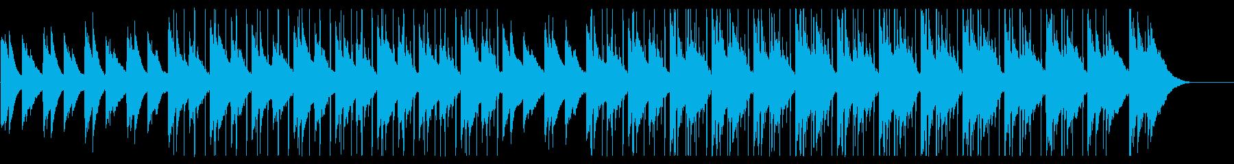 【キック抜き】エレピとギターのメロウな曲の再生済みの波形