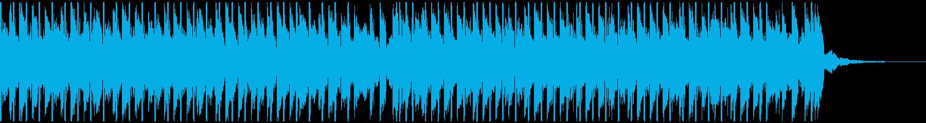 お祭り (Short2)の再生済みの波形