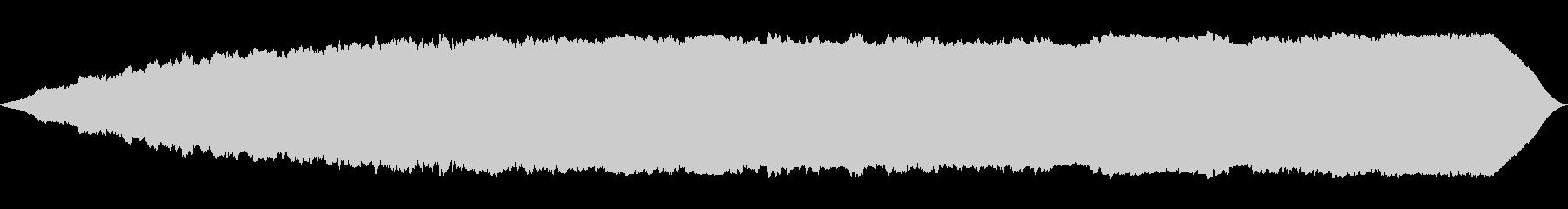 金属スライド:長いホロースイープ、...の未再生の波形