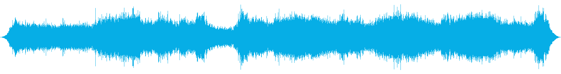 海洋:岩の上に波が来る、波、Ro音...の再生済みの波形