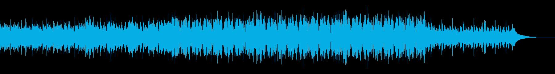 学校・会社紹介3 Dショート、清々しいの再生済みの波形
