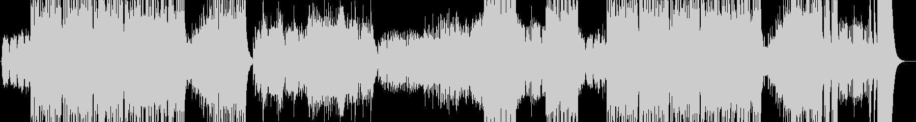 王宮・王国イメージのBGM(ケルト音楽)の未再生の波形