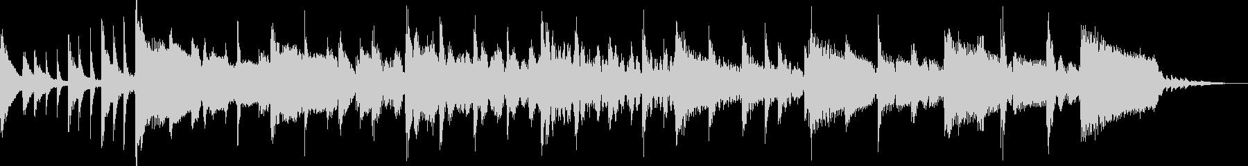 チープサウウンド GAMEイントロの未再生の波形