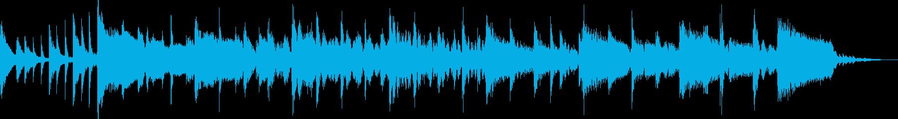 チープサウウンド GAMEイントロの再生済みの波形