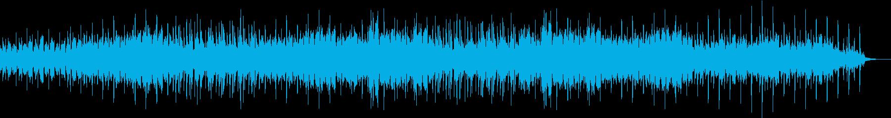 イベントのオープニングMの再生済みの波形