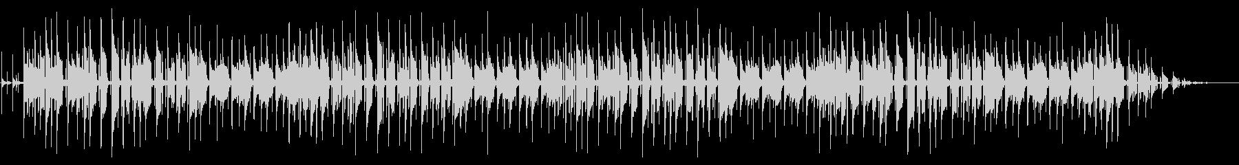 童謡「うれしいひなまつり」脱力系アレンジの未再生の波形