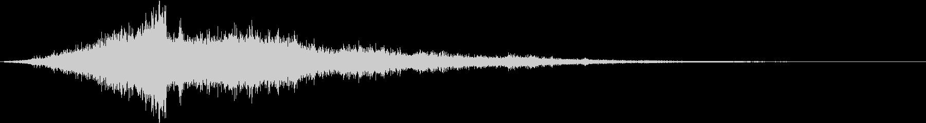 映画・映像用サウンドロゴ (FX)_02の未再生の波形