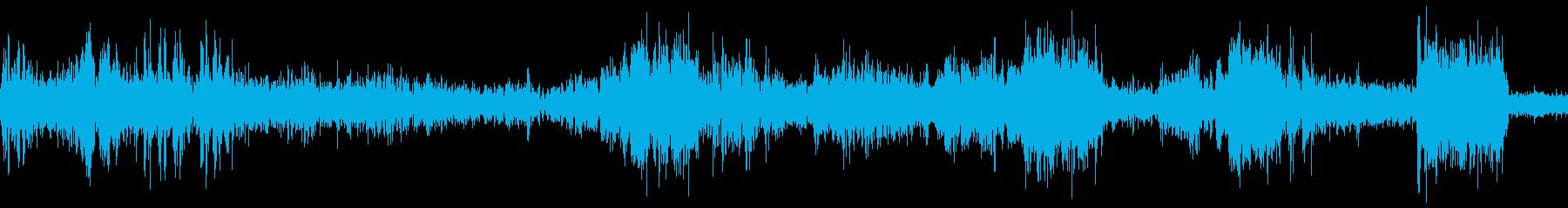 車のポンティアックインテリアbの再生済みの波形