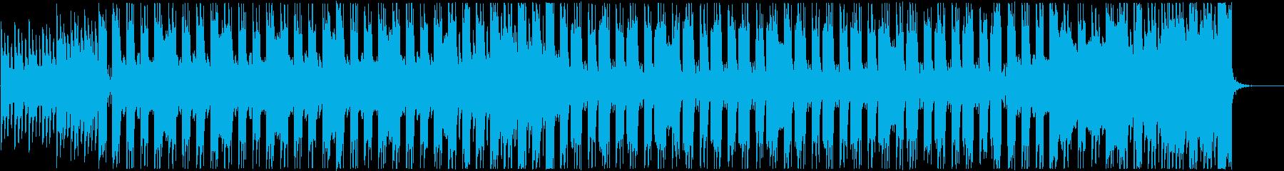 Wild EDM_Future Bass's reproduced waveform