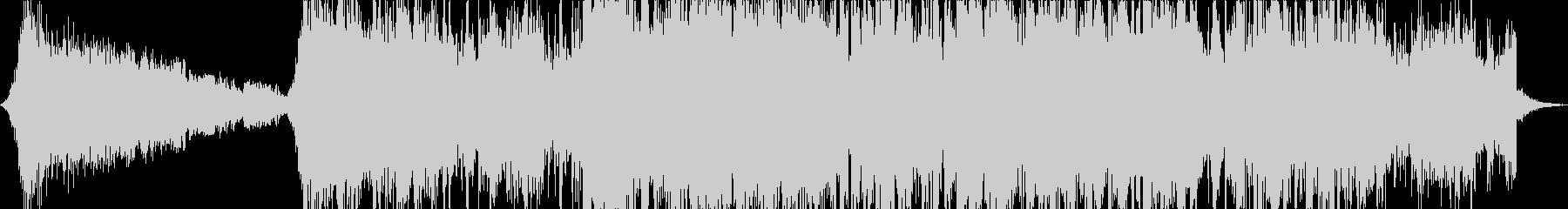 現代的 交響曲 実験的な バトル ...の未再生の波形