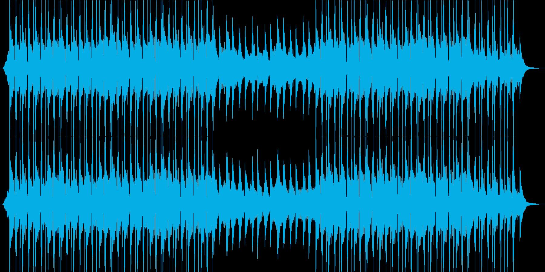 メロディアスなビートとドゥドゥクの再生済みの波形