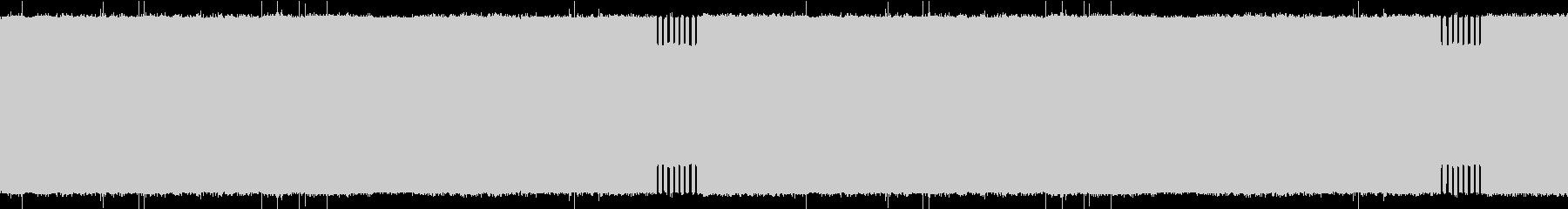 FC風ループ 魂の契約の未再生の波形