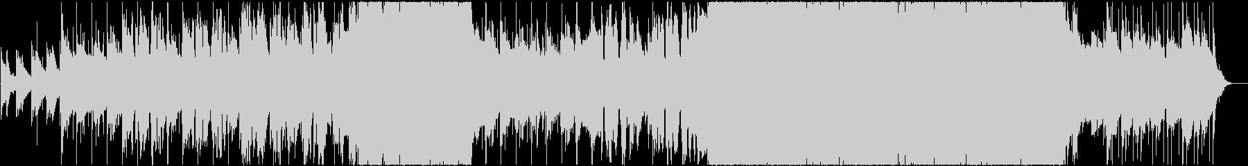 ストーリーライターの未再生の波形