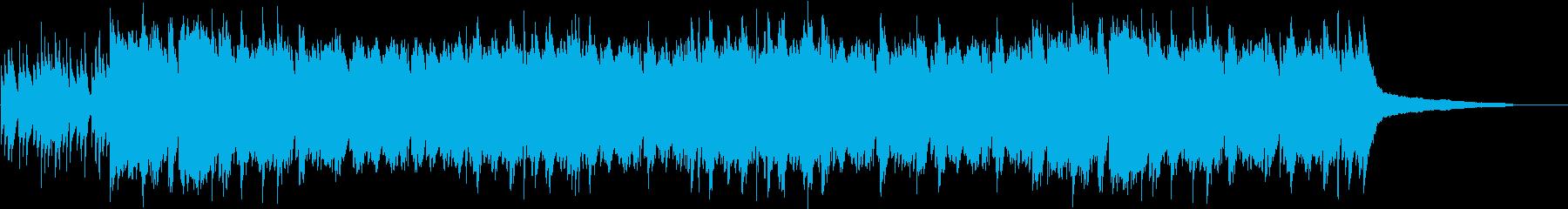 切ないゲームなどに合いそうなピアノ曲6の再生済みの波形