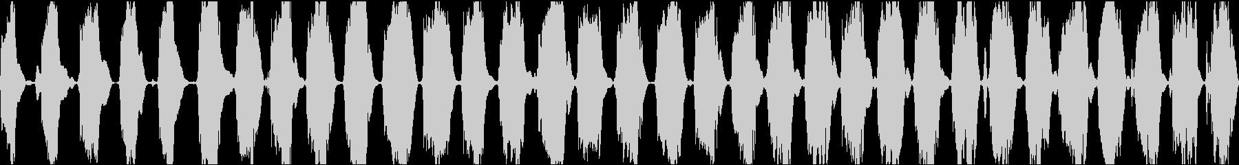 低ロボット歪みのバズトーンスペース...の未再生の波形
