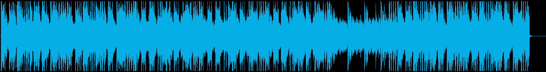チルアウト ジャジーな渋めHIPHOPの再生済みの波形