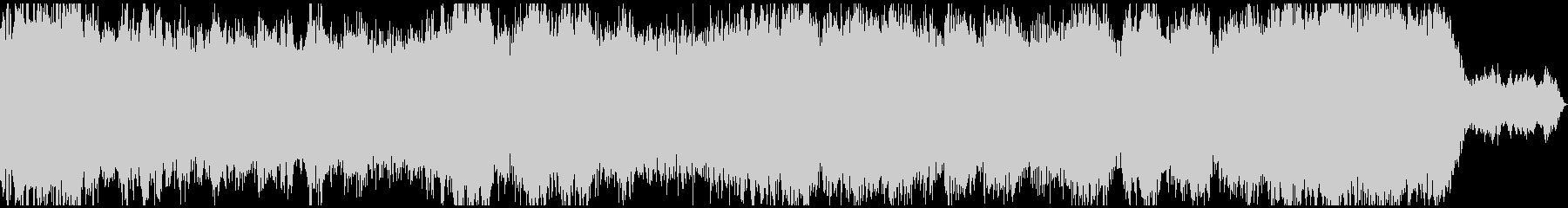 PADS 謎のミステリー01の未再生の波形