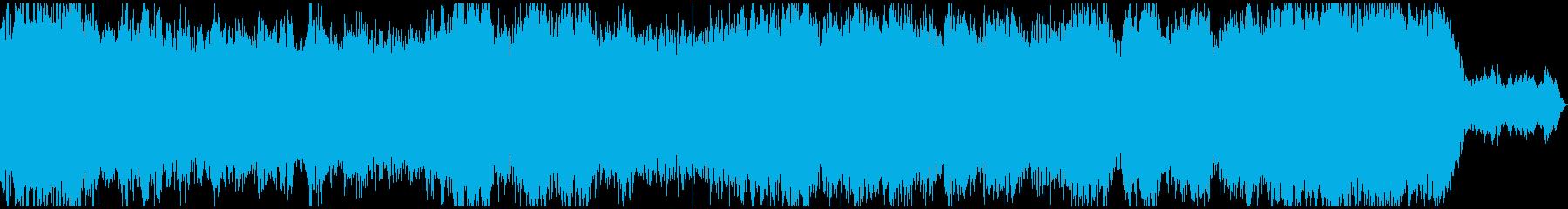 PADS 謎のミステリー01の再生済みの波形