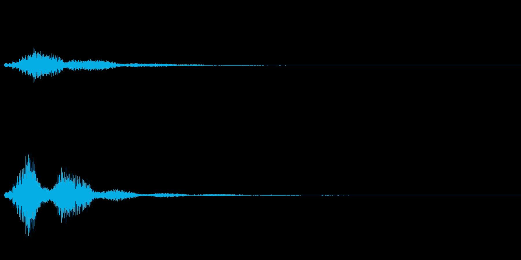 キラキラ系_068の再生済みの波形