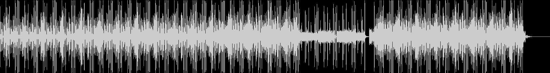 日常・平凡・平常シーンに使える打ち込み曲の未再生の波形