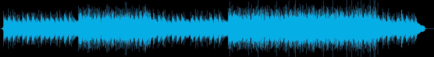 VP系18/フル、高揚感、躍動感ロックの再生済みの波形