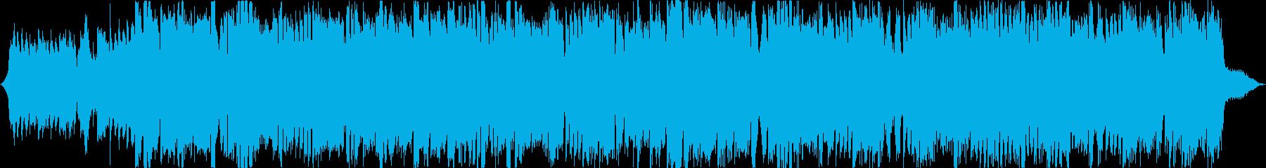 eスポーツ 大会 EDM 30秒の再生済みの波形