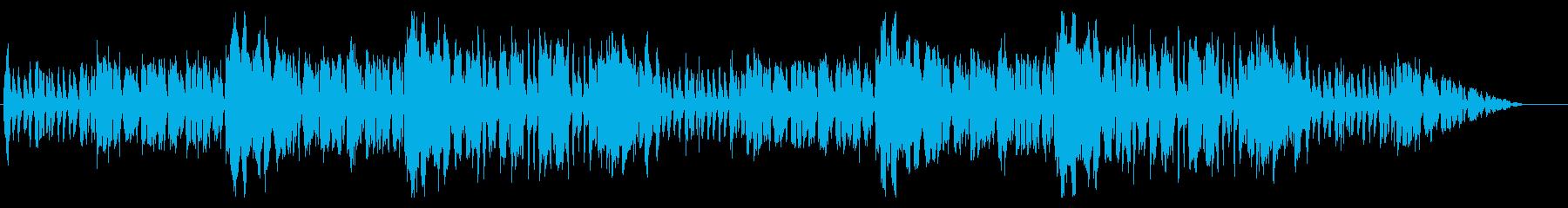 強気(どこか間抜け)な行進曲の再生済みの波形