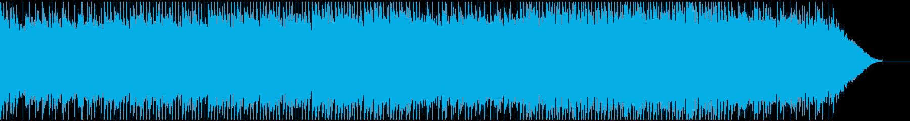 企業VP28,コーポレート,爽快の再生済みの波形