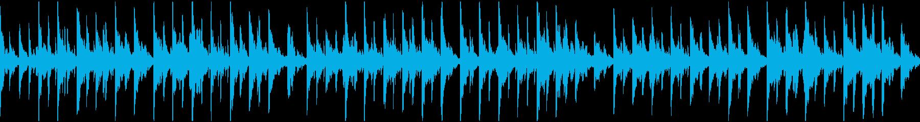 メルヘン・ほのぼの・神秘的の再生済みの波形