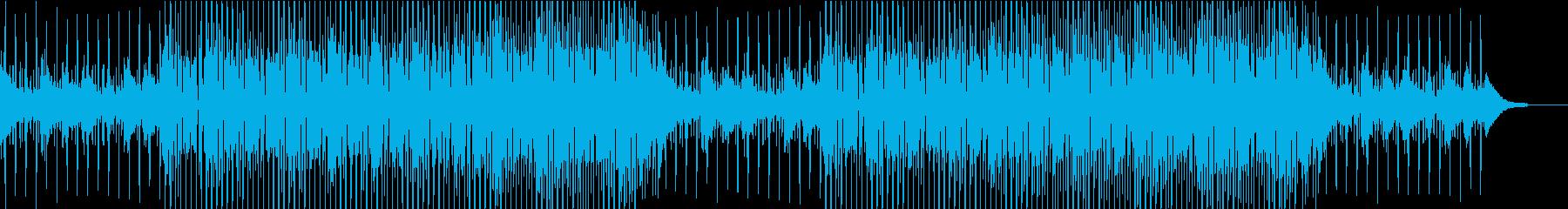 ファンク ラウンジ まったり R&...の再生済みの波形