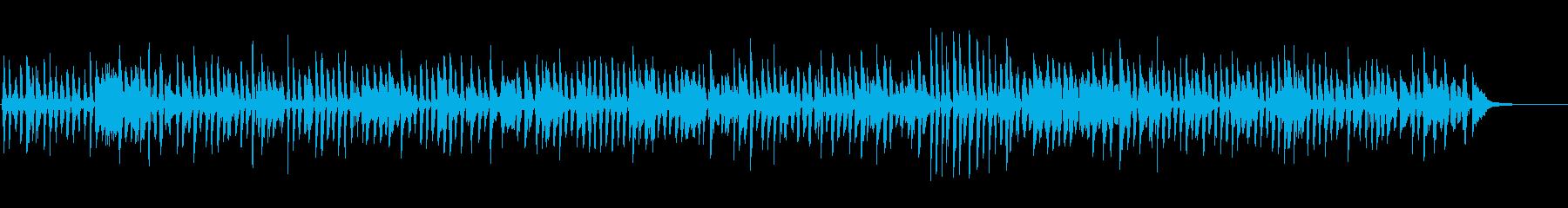 昭和な雰囲気のレトロなジャズピアノバンドの再生済みの波形