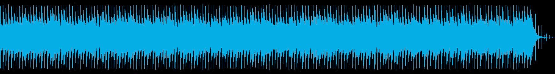 チクタクと時間を刻む不思議な異次元空間の再生済みの波形