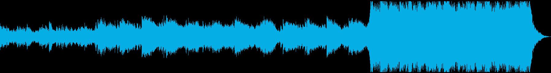 映画オーケストラ。渦巻くファンタジ...の再生済みの波形