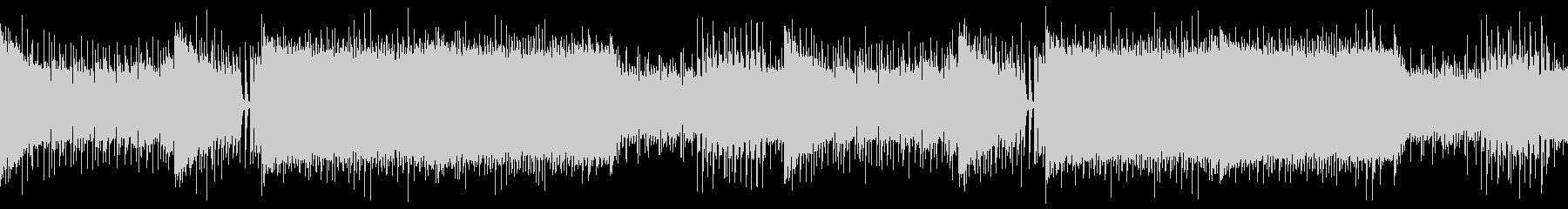 【ループ版】EDM アグレッシブ…の未再生の波形