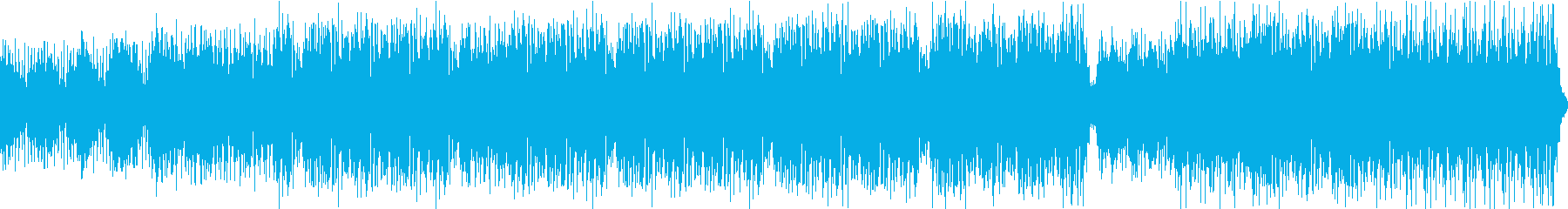 テクノエレクトロニカは4/4時間で...の再生済みの波形