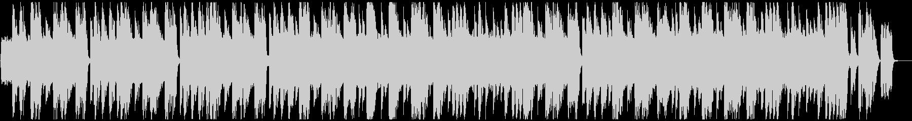 テンション高めなエリーゼのために-30秒の未再生の波形