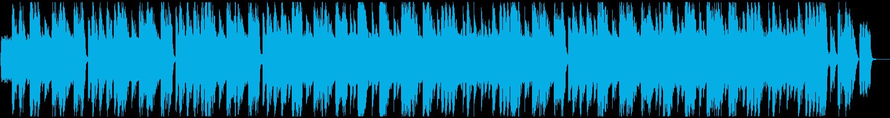 テンション高めなエリーゼのために-30秒の再生済みの波形