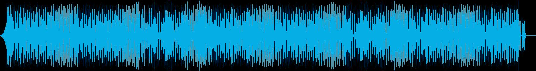 スマホ・アプリ・アミューズメントの再生済みの波形