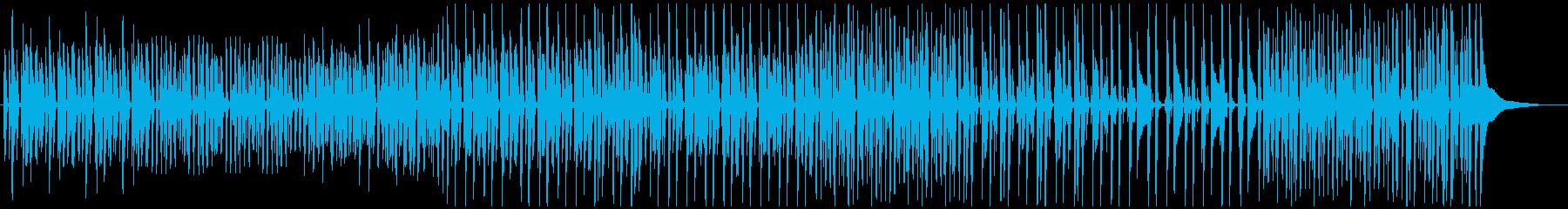 日常-クッキング雑談のまったりポップ♫の再生済みの波形