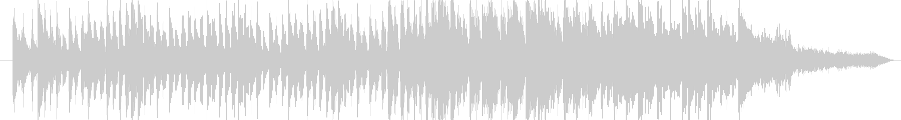 情報番組系 ジングル 爽やか 30秒 の未再生の波形