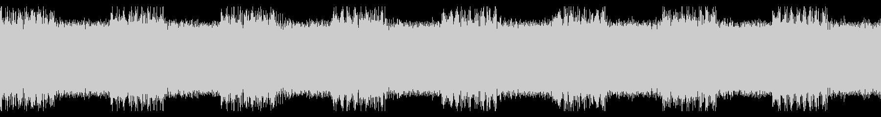 アラート音・エラー音の未再生の波形